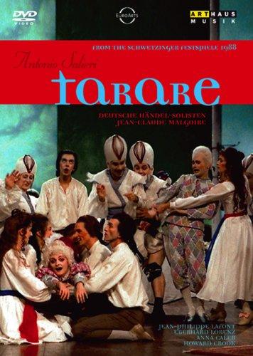 サリエリ:歌劇「タラール」 [DVD] B000BDJ8F4