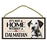 Imagine This Wood Sign for Dalmation Dog Breeds