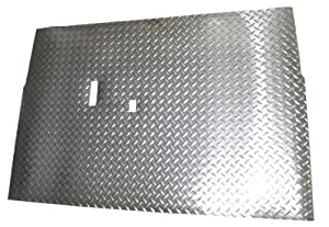 Amazon Com Club Car Ds Golf Cart Rubber Diamond Plate