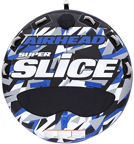 - Airhead Super Slice Towable Tube for Three Riders
