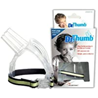 Stop Thumbsucking Thumb Sucking Kids Baby Child Finger Guard Protect (Large (from 3 to 7 years)) by geointer