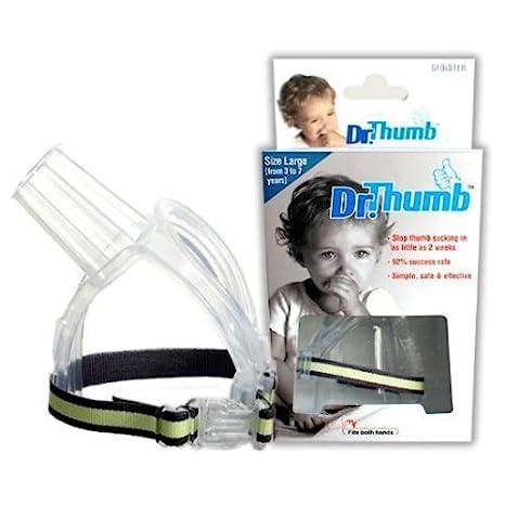 Ddfly Thumb Sucking Stop Finger Guard Children Thumb Sucking Treatment Kit for