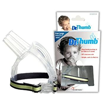 Stop Thumb Sucking Today... Dr Thumb for Thumb Sucking Prevention and Treatment