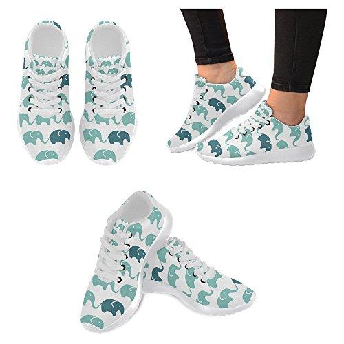 Scarpa Da Jogging Leggera Da Donna Running Jogging Leggera Easy Go Running Casual Comfort Running Multi 4