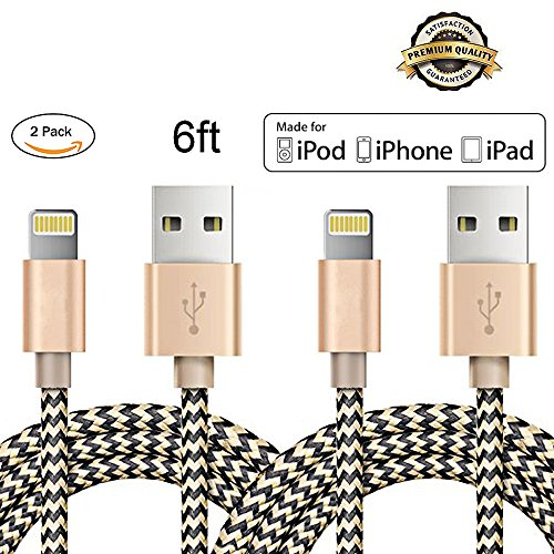 Charger ADABUNNY Braided Lightning Connector product image