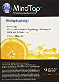 img - for MindTap Psychology, 1 term (6 months) Printed Access Card for Coon/Mitterer's Introduction to Psychology: Gateways to Mind and Behavior, 14th (MindTap Course List) book / textbook / text book