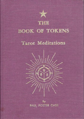 Book of Tokens-Tarot Meditations by Paul Case - Mall Columbus Oh