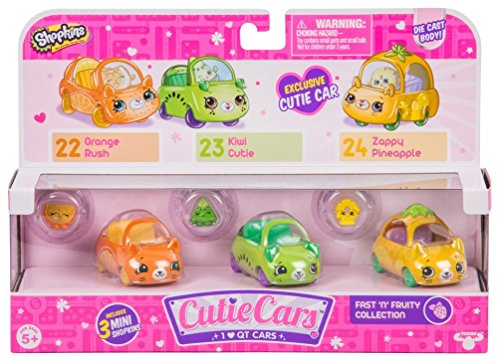Kangaroo Cutie Adult Costumes (Cutie Cars Shopkins 3pk - Fast 'N' Fruity)