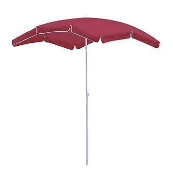 Hengda® Sonnenschirm Garten Schirm Marktschirm Ampelschirm Kurbel ...