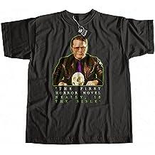 Garth Marenghi's Darkplace Inspired T-Shirt 100% Premium Cotton