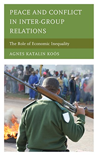 Peace and Conflict in Inter-Group Relations: The Role of Economic Inequality