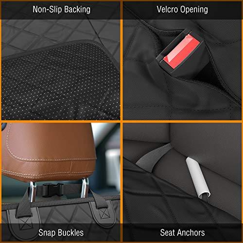 51RWneE%2BjhL. SS500  - Dog Back Seat Cover Protector