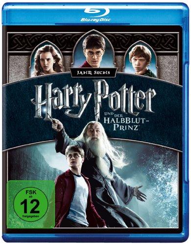 Amazon Com Harry Potter Und Der Halbblutprinz Movies Tv
