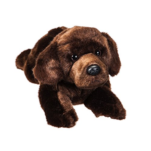 (B. Boutique Chocolate Lab Wildlife Adventures 12 inch Stuffed)