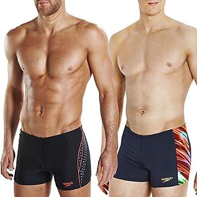 Speedo Turbomotion Mens Swim Aquashort