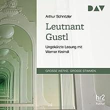 Leutnant Gustl Hörbuch von Arthur Schnitzler Gesprochen von: Werner Kreindl