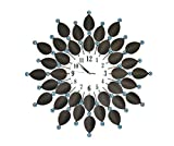 Cheap 26 Inch European Wall Clocks Living Room/Bedroom Art Large Clocks Modern Design Creative Wall Watch Home Decor