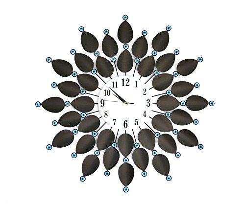Cheap 26 Inch European Wall Clocks Living Room/Bedroom Art Large Clocks Modern Design Creative Wall Watch Home Decor
