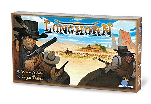 Blue Orange Longhorn Game ()