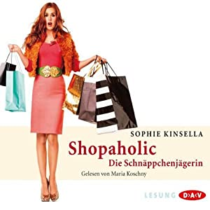 Shopaholic Audiobook
