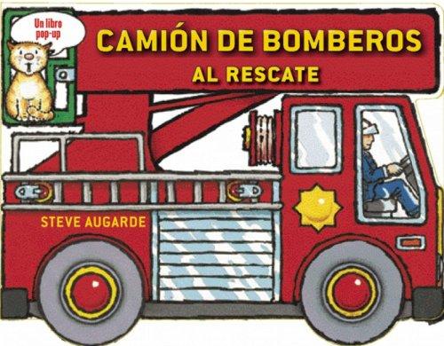 Camion de bomberos al rescate (Spanish Edition)