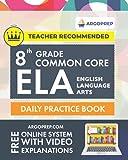 8th Grade Common Core ELA