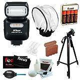 Nikon SB-500 AF Speedlight Bundle with Camera Accessories