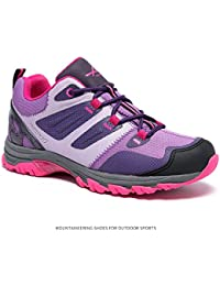 Womens Waterproof Hiking Shoes Outdoor Breathable