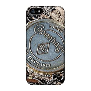 Anti-Scratch Hard For SamSung Galaxy S5 Phone Case Cover With Custom Lifelike Copenhagen Camo Pattern KerryParsons