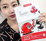 Nightingale Tako Pack 3 Steps Black Head Clear Solution