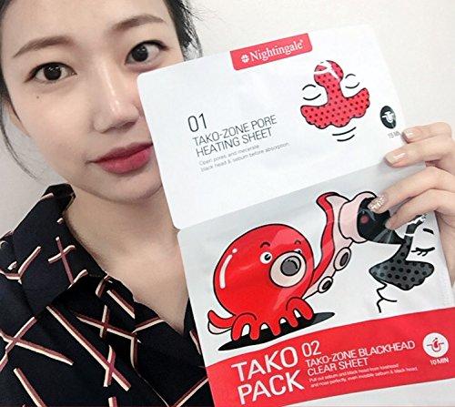 Nightingale Tako Pack 3 Steps Black Head Clear Solution by Nightingale AB-82344
