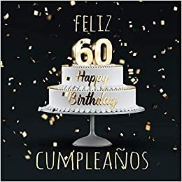 Feliz 60 Cumpleaños: Libro de visitas con 110 ... - Amazon.com