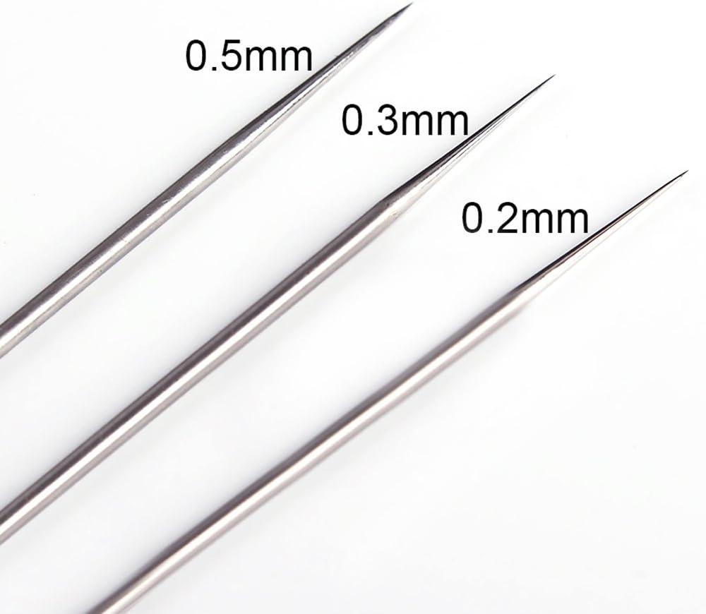 Wartungswerkzeug-Teile der Airbrush-Düse als Ersatzspritzpistole