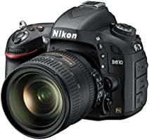 Nikon D610 - Cámara réflex Digital de 24.3 MP (Pantalla 3.2 ...