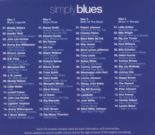 Simply Blues / Various by Simply