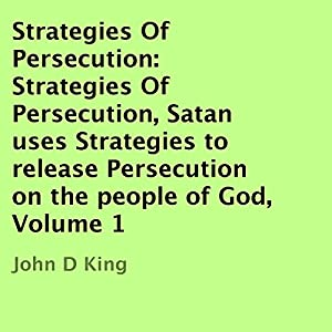 Strategies of Persecution Audiobook