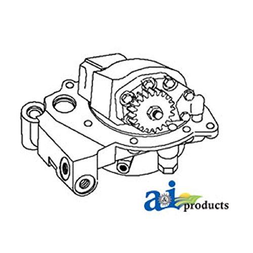 Amazon Com F0nn600bb Hydraulic Pump Tandem Gear Fits Ford New