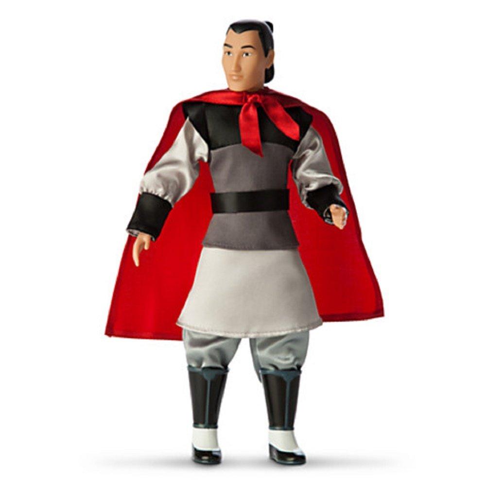 12 Disney Mulan Li Shang Doll