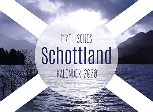 Mythisches Schottland Kalender 2020