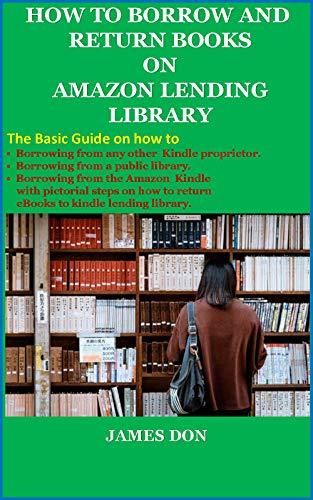 7554cbe34b97 Amazon.com: how to borrow and return books on amazon lending library ...