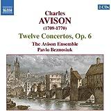 Twelve Concertos Op. 6