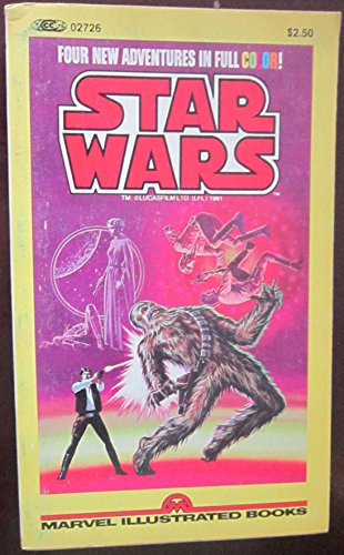 Stan Lee Presents The Marvel Comics Illustrated Version Of Star Wars (Star Wars)
