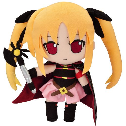 tienda de venta Nendoroid The The The MOVIE 1st Magical Girl Lyrical Nanoha Plus Plushie Series 11  Fate TeEstrellaossa  (japan import)  edición limitada en caliente