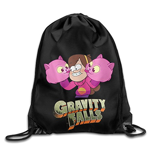 Gravity Falls Drawstring Backpack Sack Pack