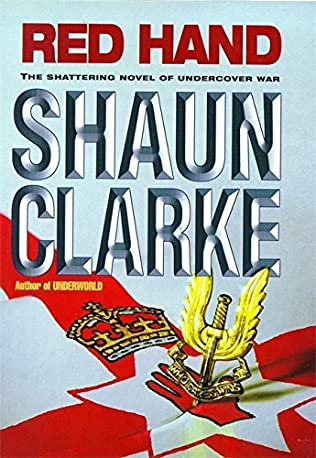 book cover of Red Hand