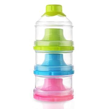 Amazoncom Accmor Baby Milk Powder Formual Dispenser Non Spill