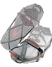 Save on YakTrax Unisex-Erwachsene Run Schuhkrallen & Eisspikes, (Grau), Large and more