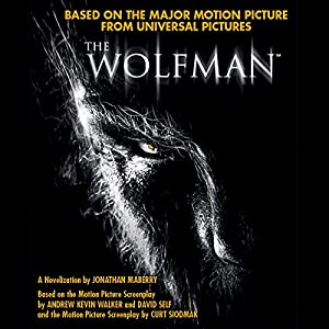 The Wolfman Hörbuch