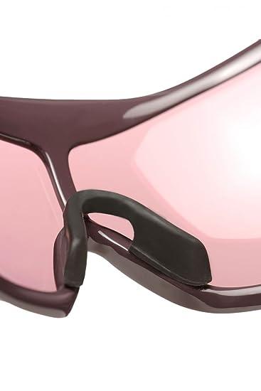 John Richmond Unisex Sonnenbrille , Farbe: Dunkellila, Größe: 95