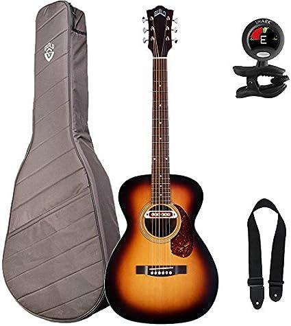 Hermandad m-240e Trovador VSB guitarra electroacústica guitarra ...